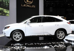 Lexus RX 450 hybride