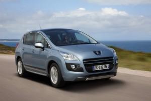 Peugeot 3008 en version hybride