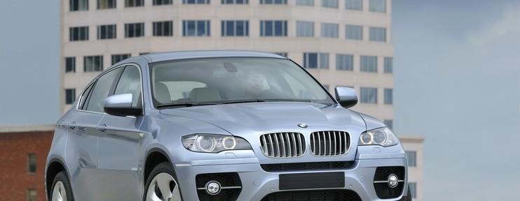 La X6 hybride