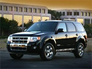 Ford Escape- véhicule hybride